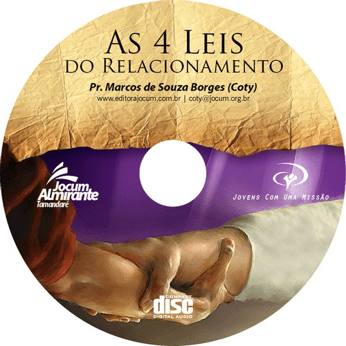 CD As 4 Leis do Relacionamento - Pr. Coty