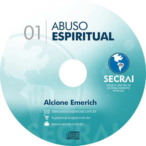 CD Abuso Espiritual – Alcione Emerich