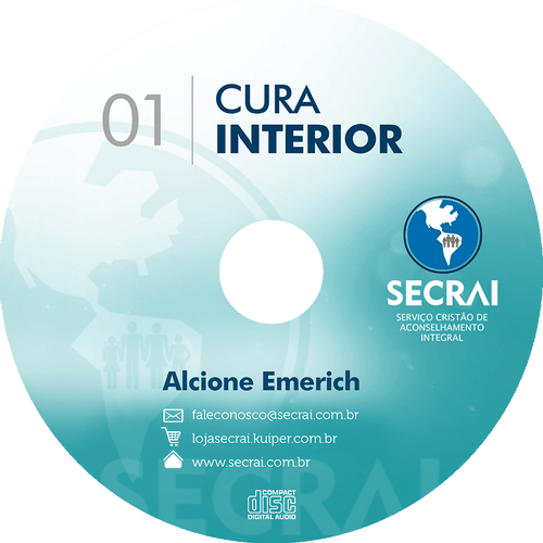 KIT CD Cura Interior – Alcione Emerich